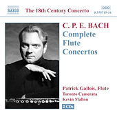 Complete Flute Concertos by Carl Philipp Emanuel Bach