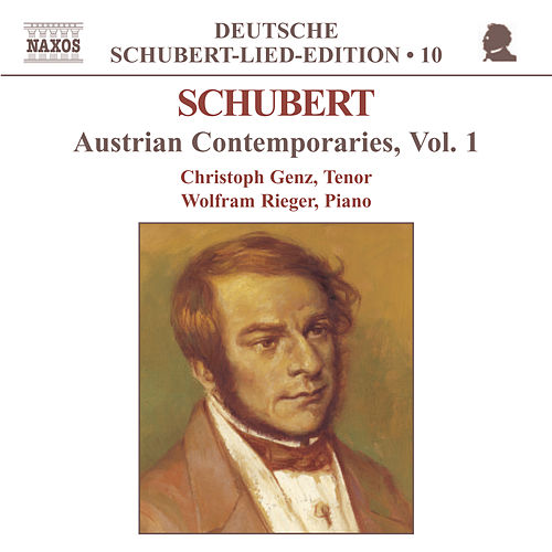 Austrian Contemporaries Vol. 1 by Franz Schubert