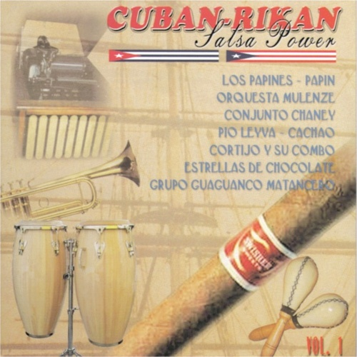 Cuban-Rikan Salsa Power, Vol. 1 by Various Artists
