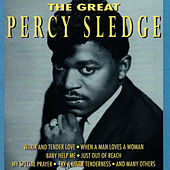 The Great Percy Sledge by Percy Sledge