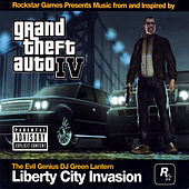 Grand Theft Auto IV: Liberty City Invasion by Various Artists