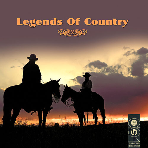 Legends Of Country by Various Artists