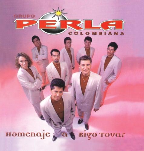 Homenaje A Rigo Tovar by Grupo Perla Colombiana