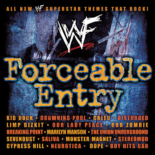WWF Forceable Entry by Various Artists