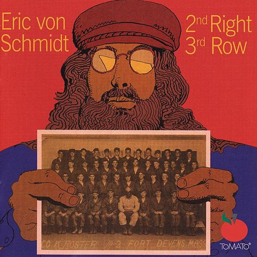 2nd Right, 3rd Row by Eric von Schmidt