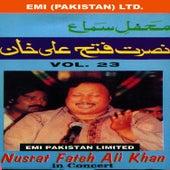 Nusrat Fateh Ali Khan In Concert Vol -23 by Nusrat Fateh Ali Khan