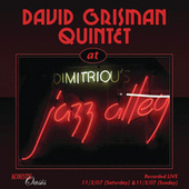 Live At Jazz Alley by David Grisman