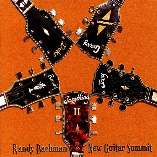 Jazz Thing II by New Guitar Summit