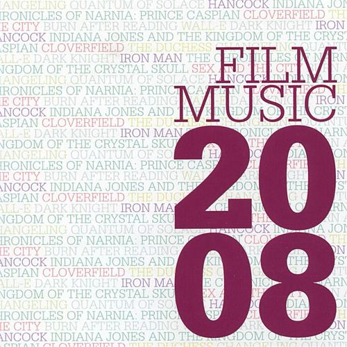 Film Music 2008 by Various Artists