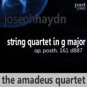 Haydn: String Quartet in G Major, Op. Posth. 161, D. 887 by Amadeus Quartet