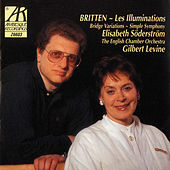 Britten: Les Illuminations, Variations on a Theme of Frank Bridge, Simple Symphony by English Chamber Orchestra
