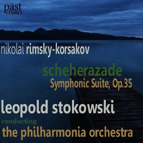 Rimsky-Korsakov: Scheherazade Symphonic Suite, Op. 35 by Philharmonia Orchestra