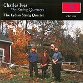 Ives: String Quartets Nos. 1 and 2, Hymn by Lydian String Quartet