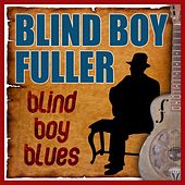 Blind Boy Blues by Blind Boy Fuller