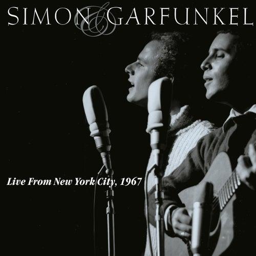 Live From New York City 1967 by Simon & Garfunkel
