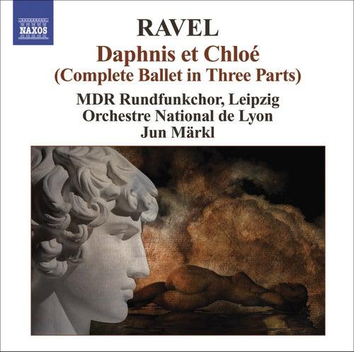 RAVEL, M.: Daphnis et Chloe / Sheherazade, Ouverture de feerie (Lyon National Orchestra, Markl) by Jun Markl