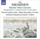 NIEMINEN, K.: Palomar / Clarinet Concerto,