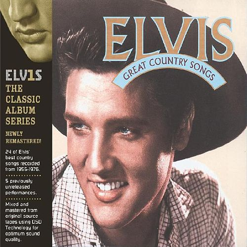 Great Country Songs by Elvis Presley