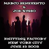 06-13-02 - The Knitting Factory - New York, NY by The Benevento Russo Duo
