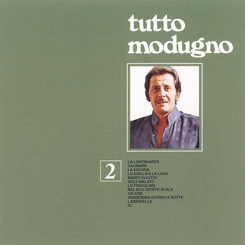 Tutto Modugno 2 by Domenico Modugno