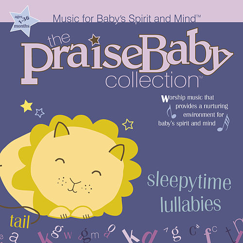Sleepytime Lullabies by The Praise Baby Collection