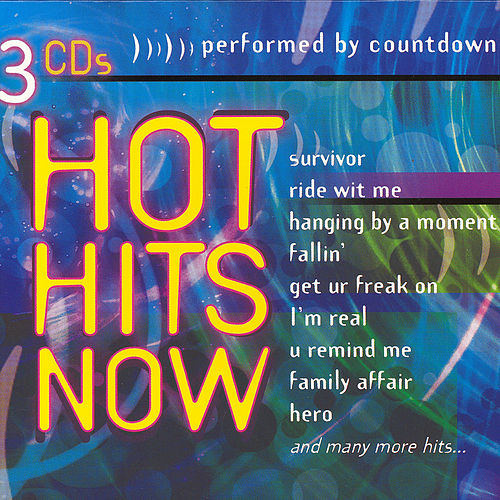 Hot Hits Now 3 by Countdown