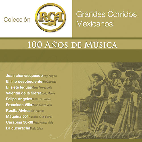 Grandes Corridos Mexicanos by Various Artists