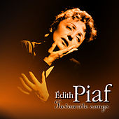 Favourite Songs by Edith Piaf