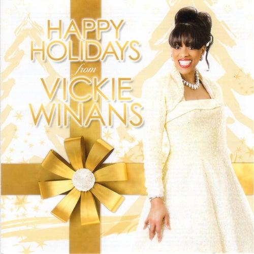 Happy Holidays by Vickie Winans