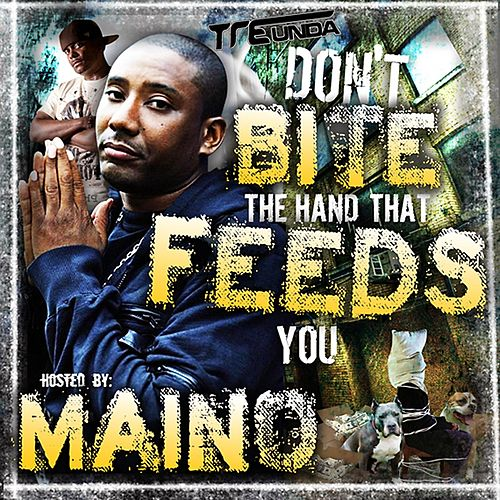 Don't Bite The Hand That Feeds You by Various Artists