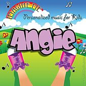 Imagine Me - Personalized Music for Kids: Angie by Personalized Kid Music