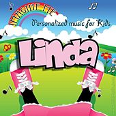 Imagine Me - Personalized Music for Kids: Linda by Personalized Kid Music