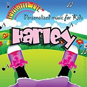Imagine Me - Personalized Music for Kids: Harley by Personalized Kid Music