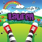 Imagine Me - Personalized Music for Kids: Lauren by Personalized Kid Music