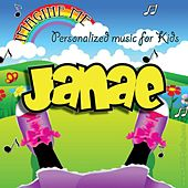 Imagine Me - Personalized Music for Kids: Janae by Personalized Kid Music