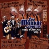 Puro Madrazo, Vol. 1 by Los Morros Del Norte
