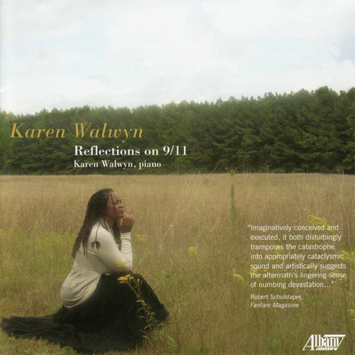Reflections on 9/11 by Karen Walwyn