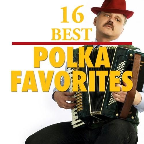 16 Best Polka Favorites by The Starlite Singers