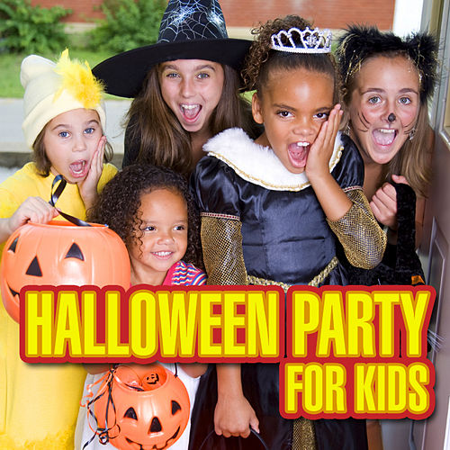 Halloween Party For Kids by Various Artists