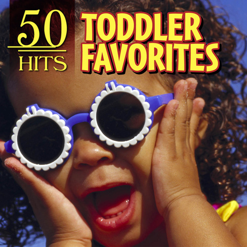 50 Hits: Toddler Favorites von The Countdown Kids