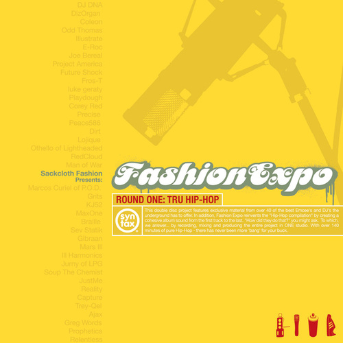 Fashion Expo: Round One Tru Hip Hop by Various Artists
