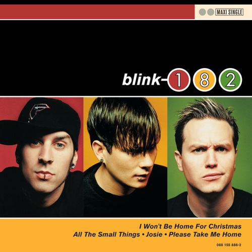 I Won't Be Home For X-Mas by blink-182