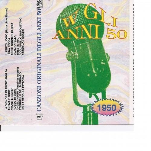 Canzoniere '50 - Canzoni Originali Degli Anni 50 by Various Artists