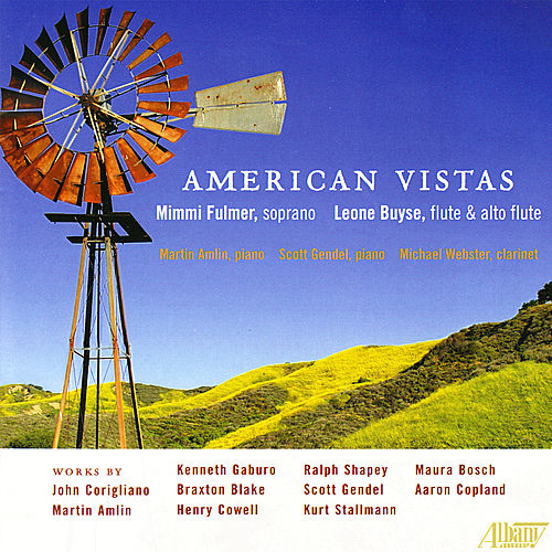American Vistas by Various Artists