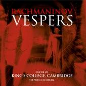 Rachmaninov Vespers by Cambridge King's College Choir