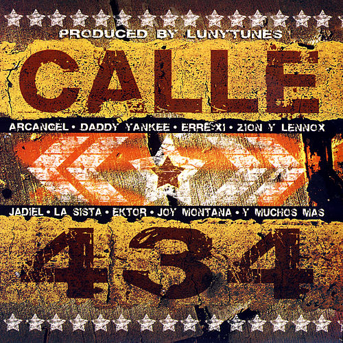 Luny Tunes Presents, Calle 434 by Various Artists