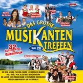 Das große Musikantentreffen Folge 28 by Various Artists