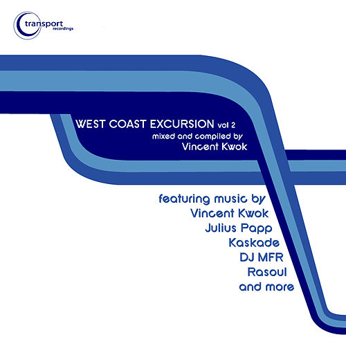 West Coast Excursions vol 2 by Various Artists