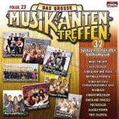 Das große Musikantentreffen Folge 23 by Various Artists