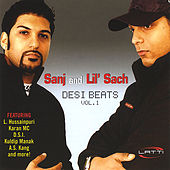 Desi Beats, Vol. 1 by DJ Sanj